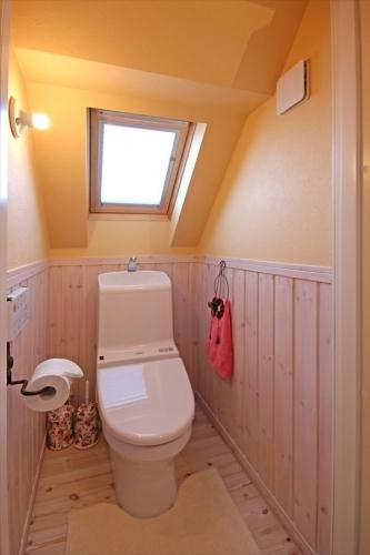 スウェーデンホーム トイレ_R