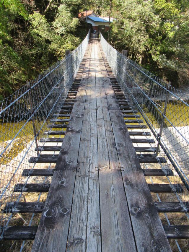 串の吊橋6