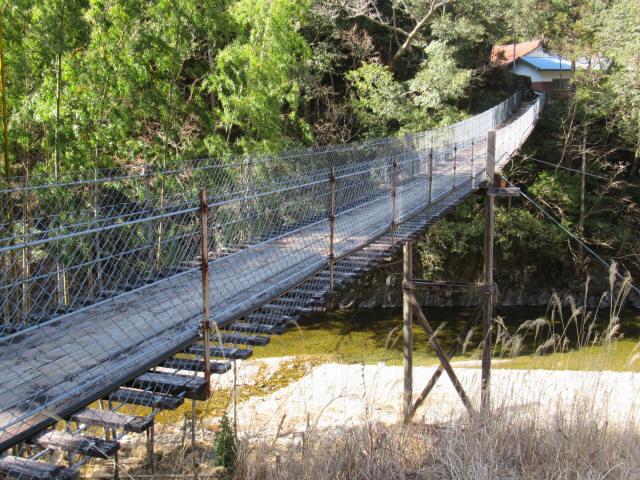 串の吊橋1