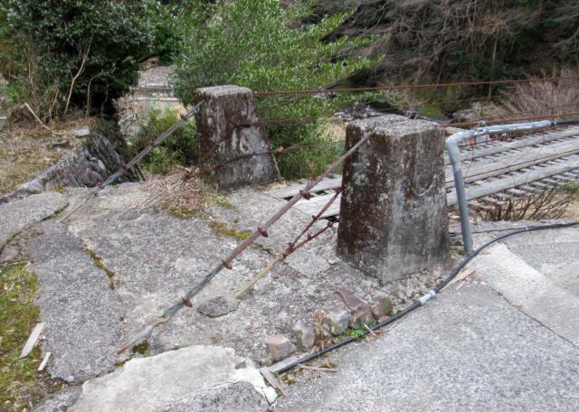 日浦谷の吊橋b