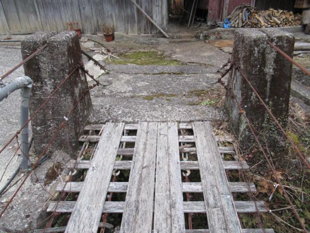 日浦谷の吊橋0