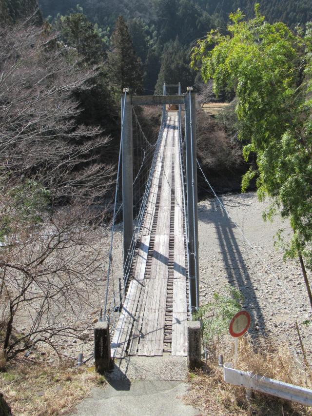 今西の吊橋2