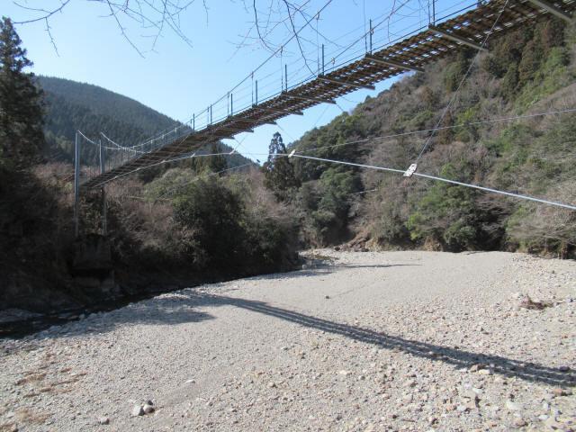 今西の吊橋0