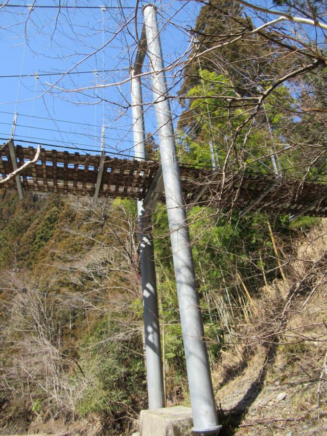今西の吊橋9
