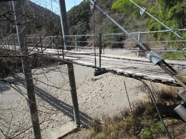 今西の吊橋8