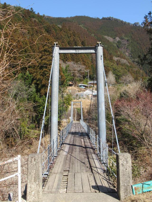 今西の吊橋3