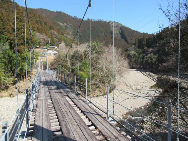 今西の吊橋7