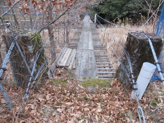 上板の吊橋5