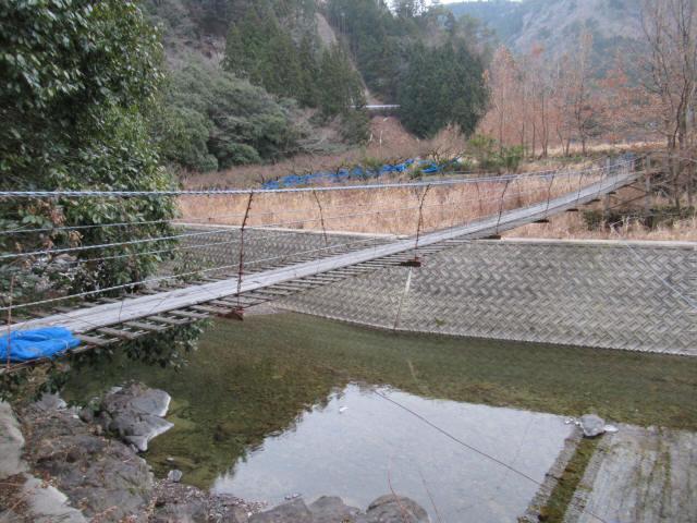 上板の吊橋4