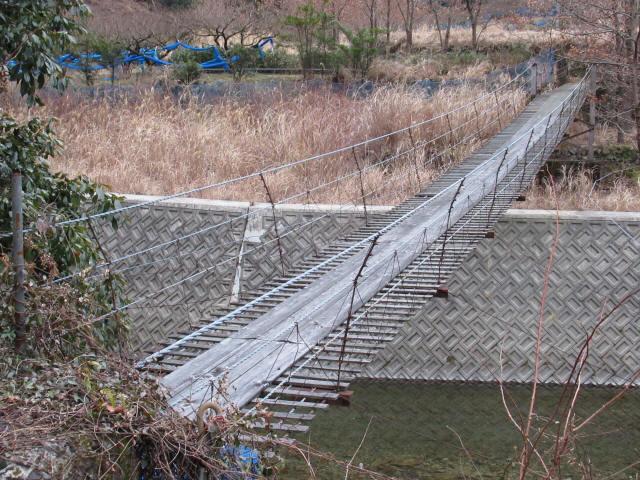 上板の吊橋2