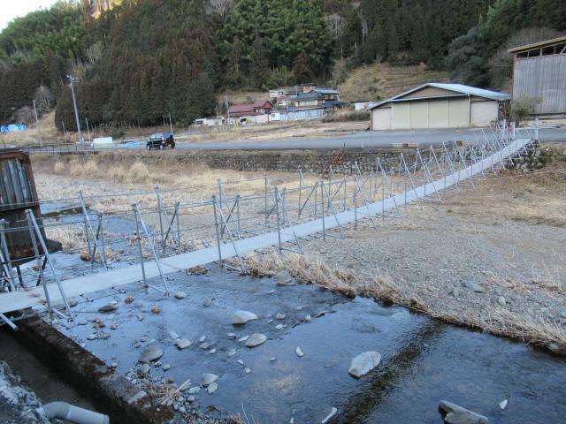布沢の吊橋6