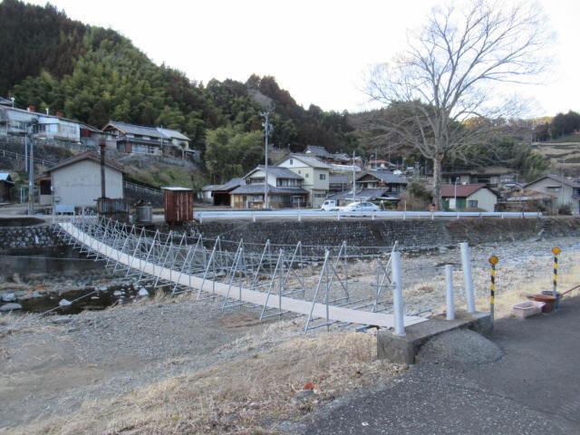 布沢の吊橋2