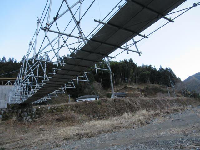 布沢の吊橋9