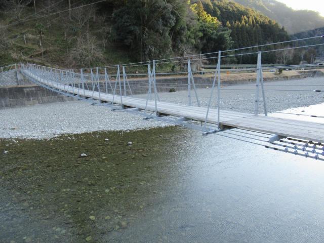 上ノ島の吊橋(新)5