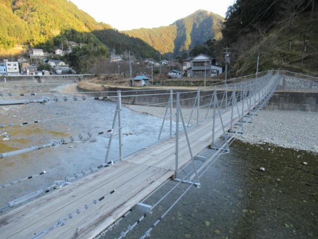 上ノ島の吊橋(新)4