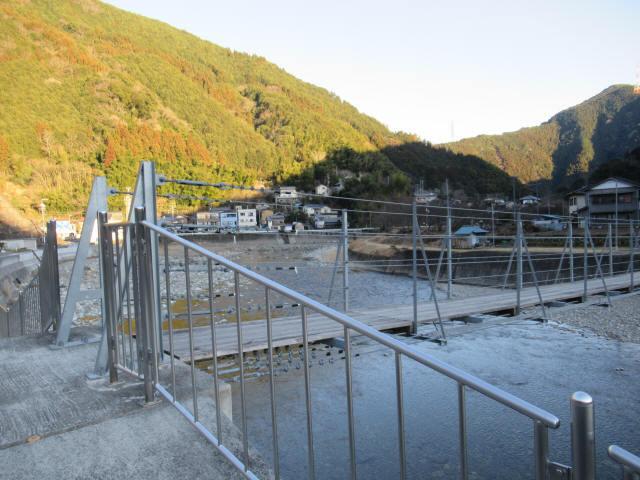 上ノ島の吊橋(新)3