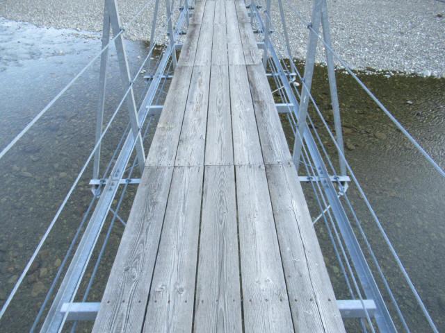 上ノ島の吊橋(新)8