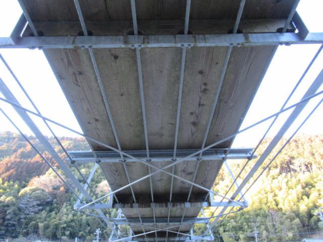 上ノ島の吊橋(新)0
