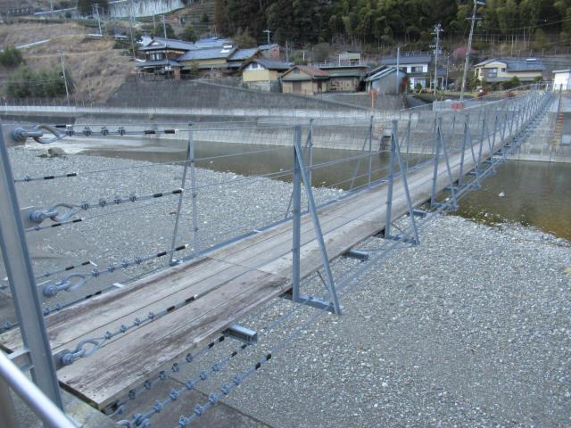 上ノ島の吊橋(新)6
