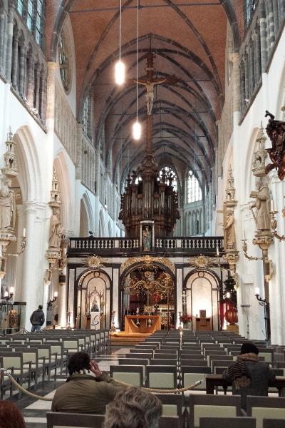 ブルージュ_聖サルバトール大聖堂