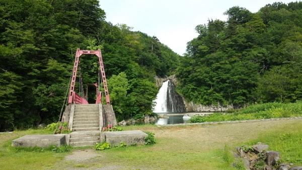 法体の滝_橋