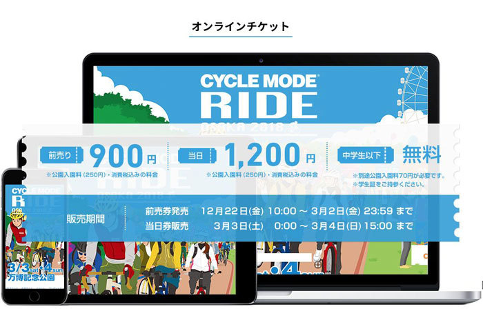 大阪サイクルモード
