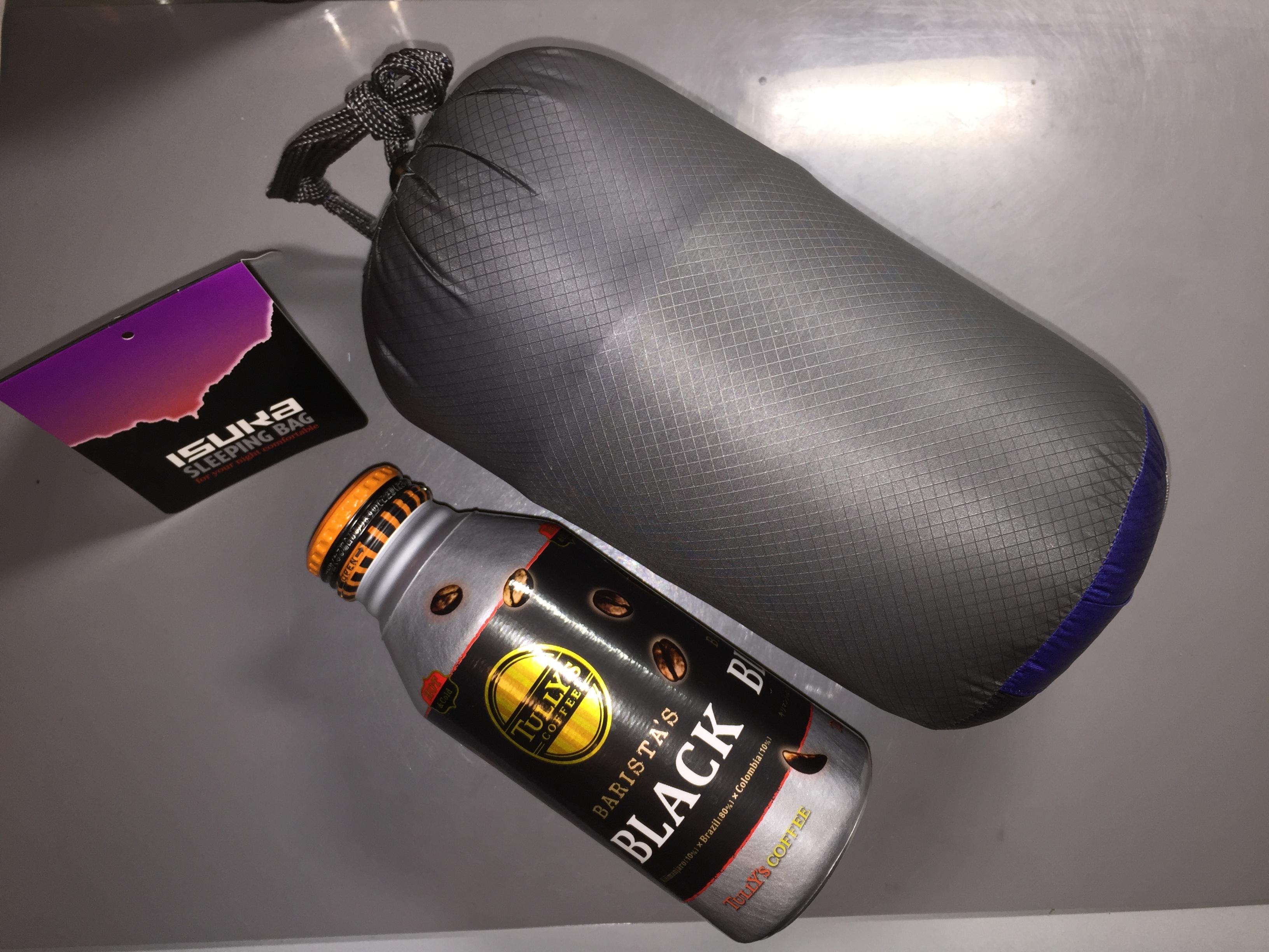寝袋 ISUKA Air 150X (2)