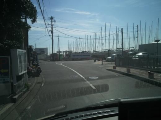 長者ヶ崎→森戸→葉山港 (44)