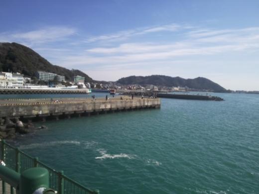 長者ヶ崎→森戸→葉山港 (46)