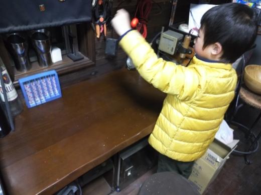 子供の作業台 (5)