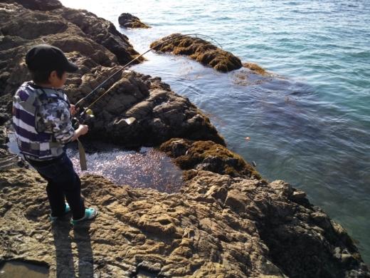 梵天の鼻で釣り (61)
