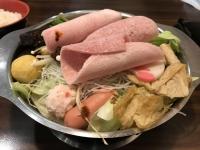 沙茶豬肉鍋180204