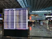 桃園國際空港180208
