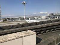 関西空港着180208