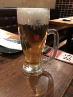 とりあえず生ビール180208