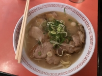金龍ラーメンのチャーシュー麺180208