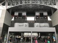 京都駅180210