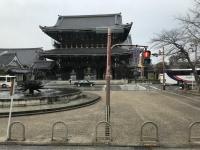 東本願寺180210
