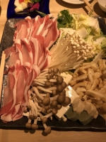 豚しゃぶセット180210
