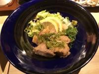 鶏の塩焼き180210