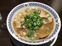 菜花亭のチャーシュー麺180211