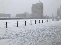 敦賀駅前180211