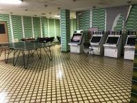 昔懐かしのゲームと卓球と雀卓のゲームコーナー180211