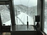 一面雪景色180212