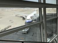 エアバスA330で帰ります180213