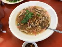 豚肉とろみスープ180218