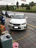 CT200h洗車後180307