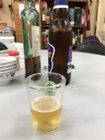 ビールとウイスキー180307