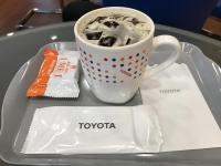 トヨタのアイスコーヒー180313