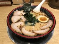 魚豚叉焼拉麺180326